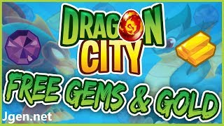 Dragon City Hack - Free Gems & Gold - How To Hack Dragon City (Android iOS) *zakzouk*