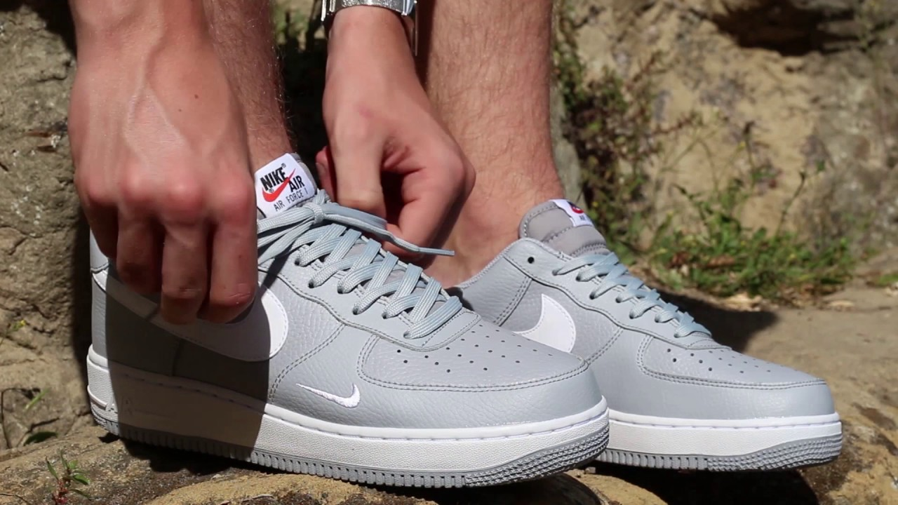 Nike Air Force 1 Low Reflective Camo (Pure Platinum