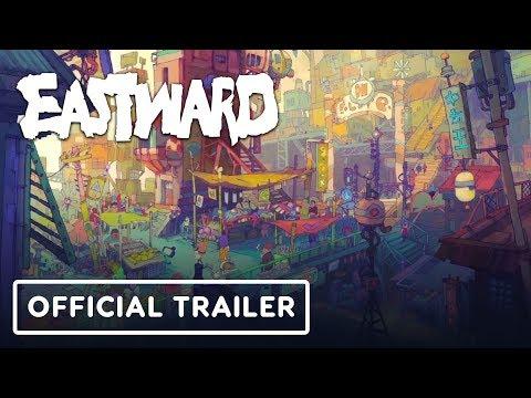 Eastward: Official Nintendo Switch Announcement Trailer – Gamescom 2019