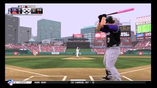 MLB 13 The Show - Colorado Rockies vs. St. Louis Cardinals (Mother\