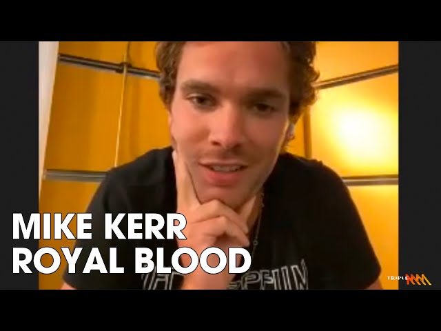 Mike Kerr from Royal Blood on their new album Typhoons and more| Triple M