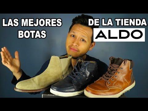 BOTAS De La Marca ALDO // LAS MEJORES BOTAS DE ALDO