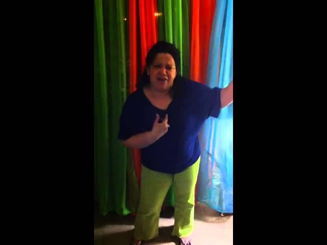 La gran señora - Celia rosa Videos De Viajes