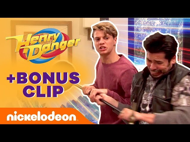Can Henry Danger Save His Family WITHOUT HIS POWERS⁉️ | Nick