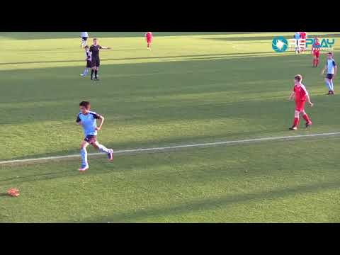 South Australia U13 VS Northern NSW Metro U13 Nationals 2017