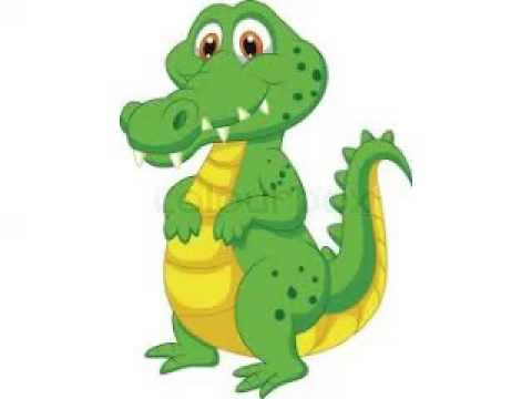 Crocodile Cartoon - YouTube - photo#27