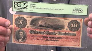 Cool Coins & Currency! Texas Numismatic Association 2013. VIDEO: 8:49.