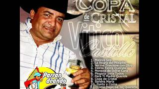 "Vitico Castillo ""Moneda doble cara"" Copa de Cristal CD 2012"