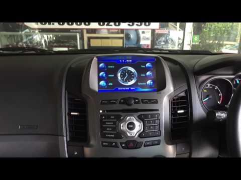 DVD Ford Ranger T6