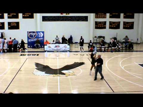 Bay Area Shuckers vs NY Black Eagles 31 Jan 15 4th Quarter