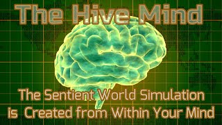 THE SENTIENT WORLD BRAIN SIMULATION OF HUMAN CONSCIOUSNESS