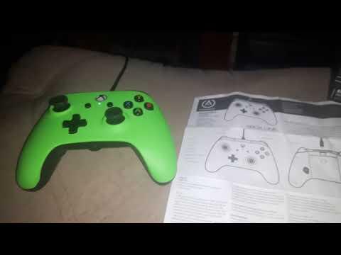 Controle Power A Enhanced Xbox One Análise.