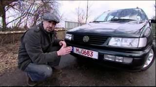 Der Checker VW Passart Kombi Check