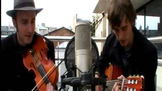ABSYNTHE MINDED - live acoustique - ENVOI - 2010
