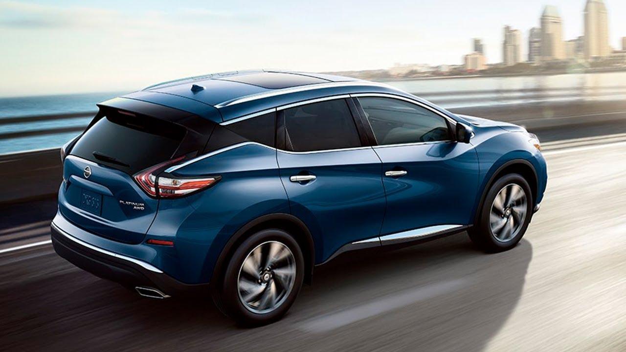 Nueva Nissan Murano 2019. Lujo y paz mental. - YouTube