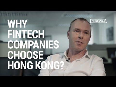 Why FinTech Companies Choose Hong Kong | FINTECH IN ASIA