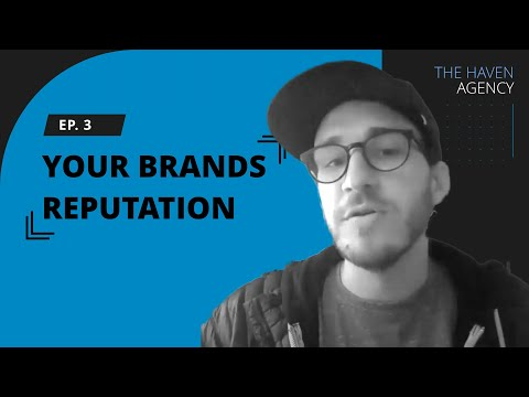 Blog #3 - What is your brand's personality?