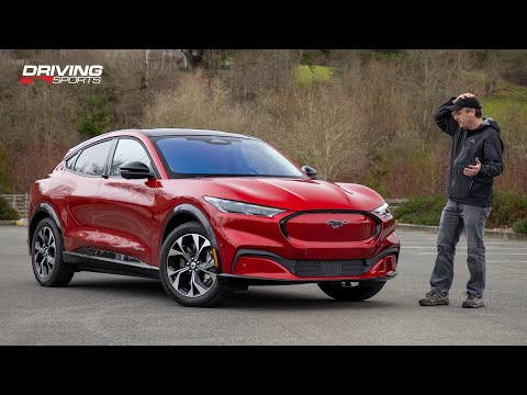 2021 Ford Mustang Mach-E AWD Electric Reviewed