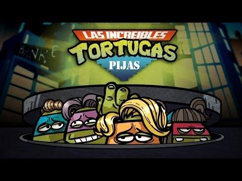 Cálico Electrónico 5ª Temporada Capítulo 5: Las Tortugas Pijas [AVANCE]