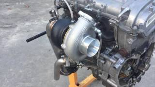 Hahn RaceCraft Precision Turbo Upgrade for Solstice GXP and Sky Redline!