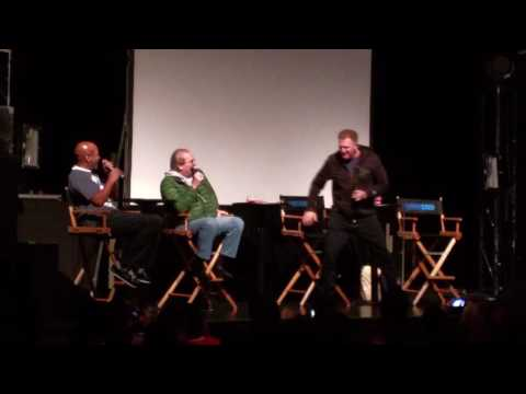 Michael Rapaport & Danny Aiello's interpretation of Rudolph the Red Nosed Reindeer