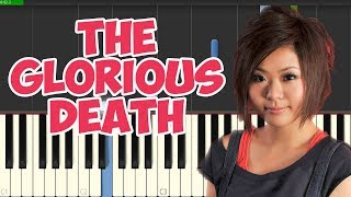 The Glorious Death-The Twins Effect (Piano Tutorial Synthesia)