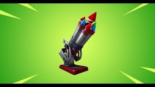 Fortnite bottle rockets. New item coming soon