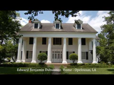 Own One of Louisiana's Finest Historic Mansions