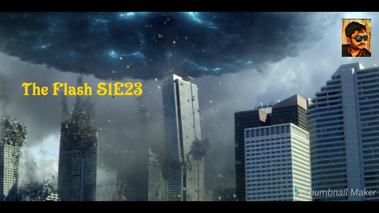 Download The Flash S1E23 in hindi explanation (s1 grand finale)