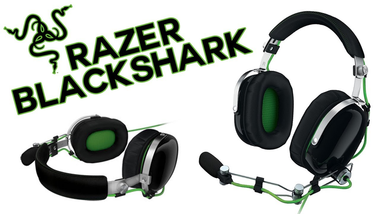 razer black shark