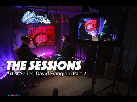 DAVID FRANGIONI (Part 2) Renowned Audiophile Consultant,Recording Engineer, Studio Installer,Drummer