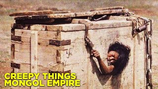 """CREEPY Things that were """"Normal"""" in the Mongol Empire"""