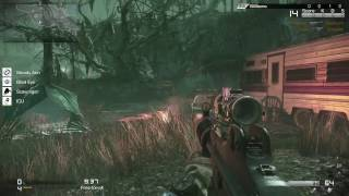 Call of Duty: Ghosts (2013) Multiplayer PC Gameplay #2 Free For All & Grind