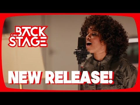 Nieuwe CokeTV YouTuber: Shary-An! - Backstage