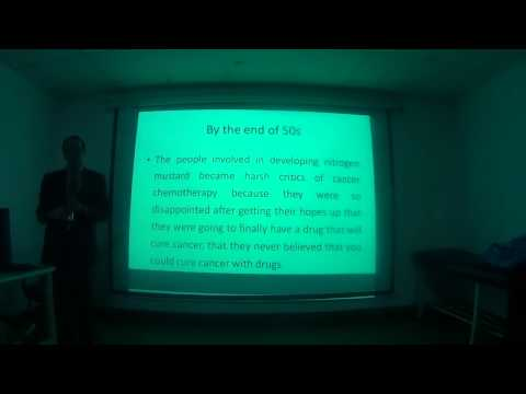 Principles of Chemotherapy Prof. Mohammed Awad