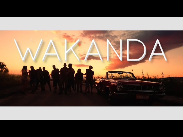 Infinik - Wakanda ft. Mc Yinka  [ Official Video ]