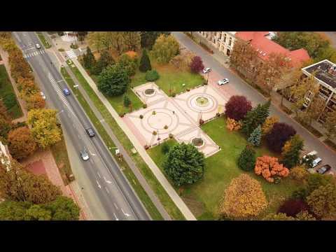 Szarvas City - Nature Reserve - Arboretum - Hungary - 4K