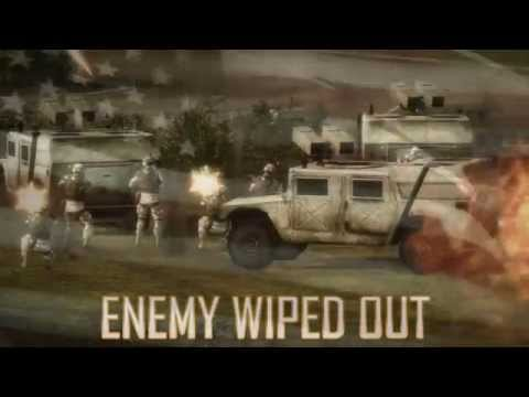 Tom Clancy's: EndWar - Voice Overs - American Force Recon Quotes