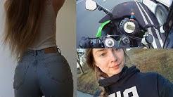 instagram vs reality | bikergirl | lil_hanne