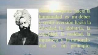 Rey de paz en la época actual, el Mesías Prometido lpd