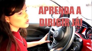 APRENDA A DIRIGIR UM CARRO JÁ