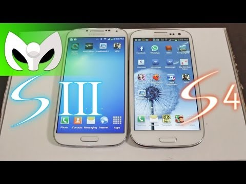 Galaxy S4 vs Galaxy S3 (Comparación Evolución)