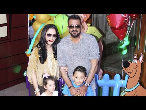 Inside Video: Bollywood Star Kids At Sanjay Dutt's Twins Iqra And Shahraan's Grand Birthday Bash!