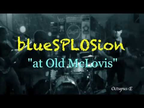 BlueSPLOSion playing the tune Octopus-E