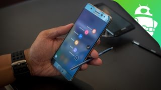 Samsung Galaxy Note 7... in 20 Seconds (with friends!)