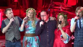 Kelly Family - Rede von Angelo / Brothers and Sisters / Feuerwerk - Loreley 25.08.2018