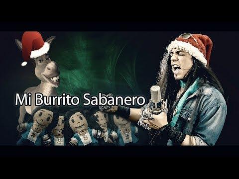 Mi Burrito Sabanero - Metal Cover (Paulo Cuevas)