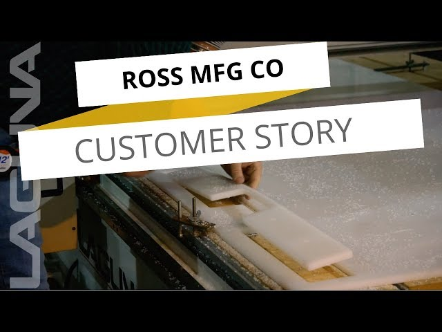 Benefits of a CNC in Small Business: Ross Manufacturing Customer Story   Laguna Tools