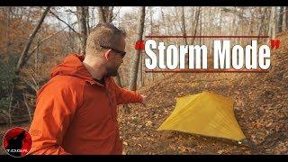 Ultra Portable Tarp - RAB Siltarp 1 Shelter Review