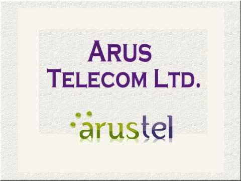 ARUS TELECOM : INTERNET TELEPHONE CALLS